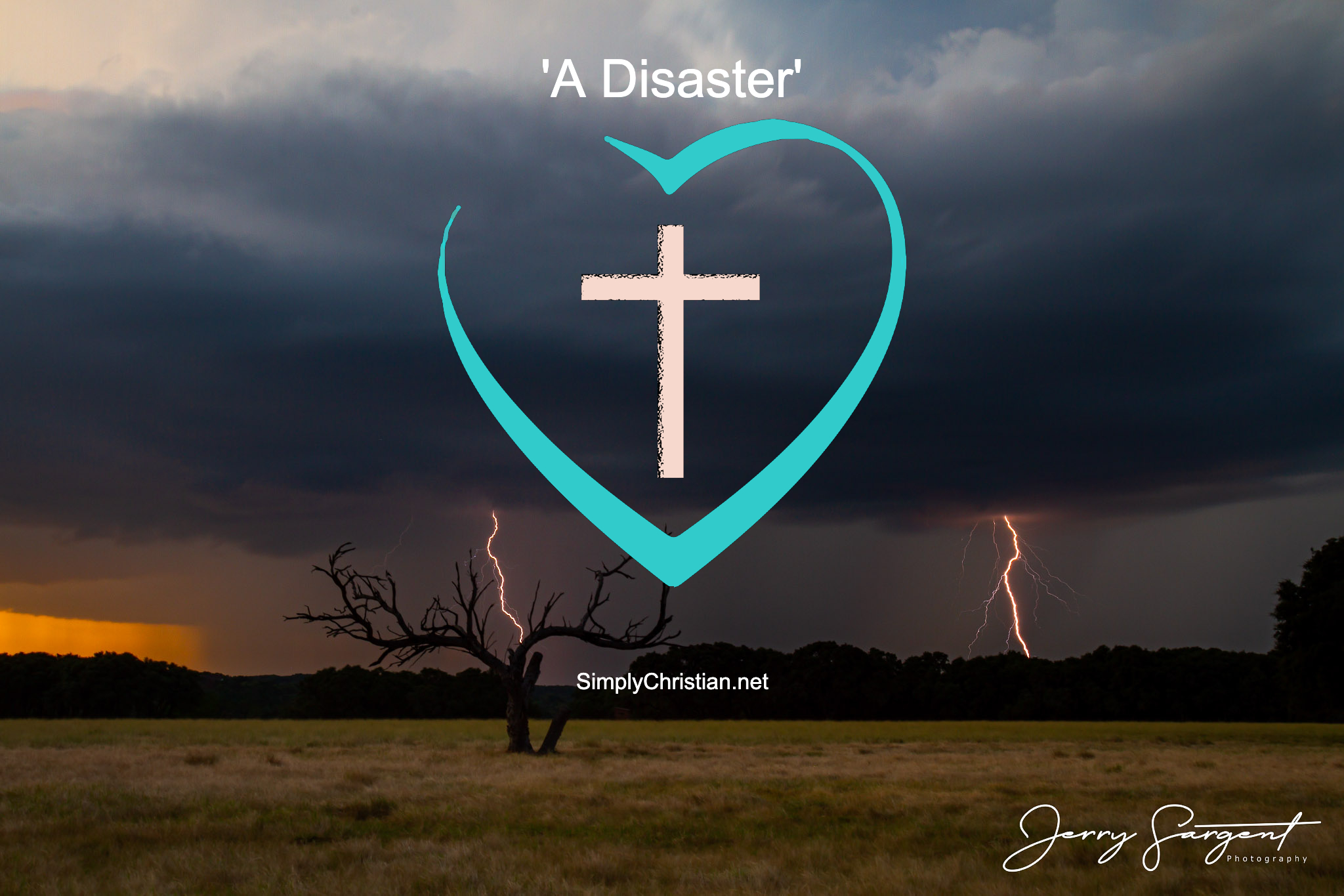 Open To Jesus Moment Simply Christian Dave Nance A disaster Jerry Sargent Photography